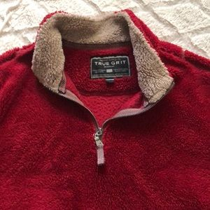 Boy's True Grit Pullover